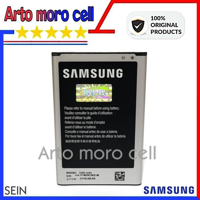 harga Baterai samsung galaxy note 3 n9000 3200mah original 100% sein Tokopedia.com