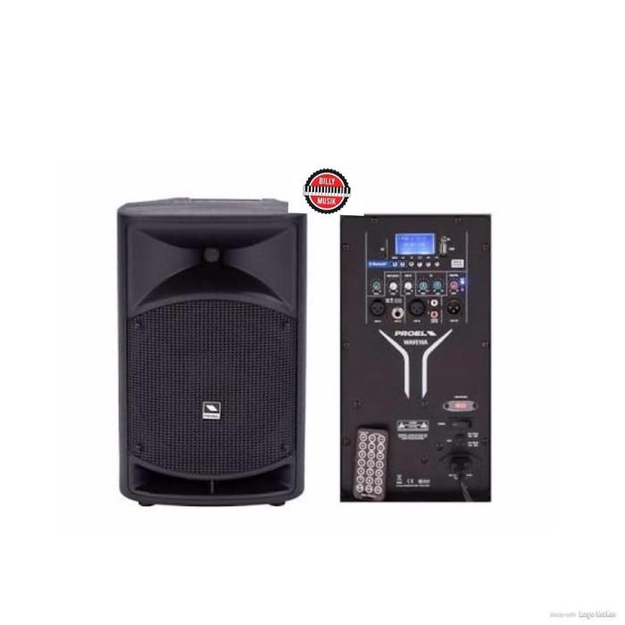 harga Billy musik - speaker aktif proel wave 12a 12 inch 400 watt 2-way Tokopedia.com
