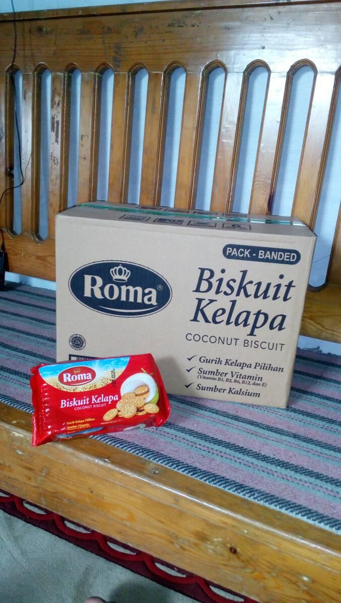 Jual Biskuit Roma Kelapa Cek Harga Di Pricearea Com