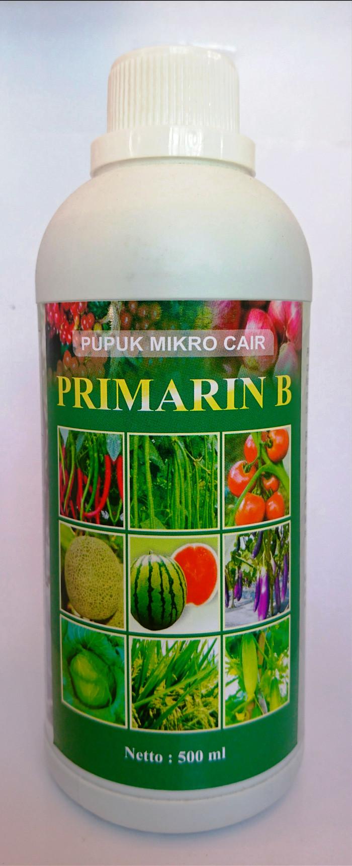 Foto Produk Pupuk Mikro PRIMARIN B 500ml dari wb mubarak sembada