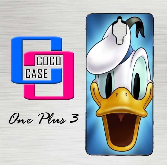 harga Casing hardcase hp oneplus 3 cartoon donald duck face x4474 Tokopedia.com
