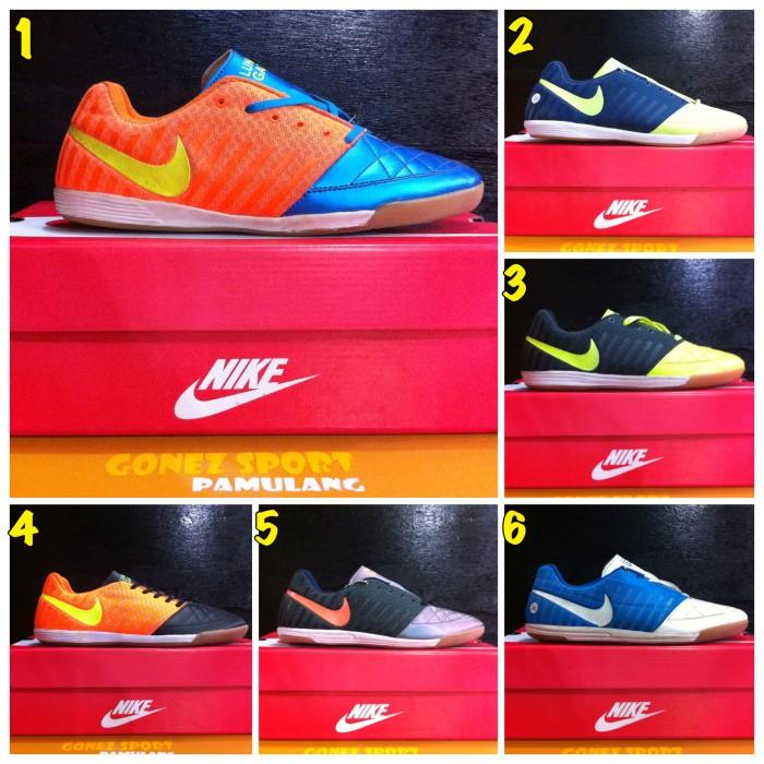 separation shoes 128a4 5e772 Sepatu Futsal Nike Lunar Gato II Kw Super Murah