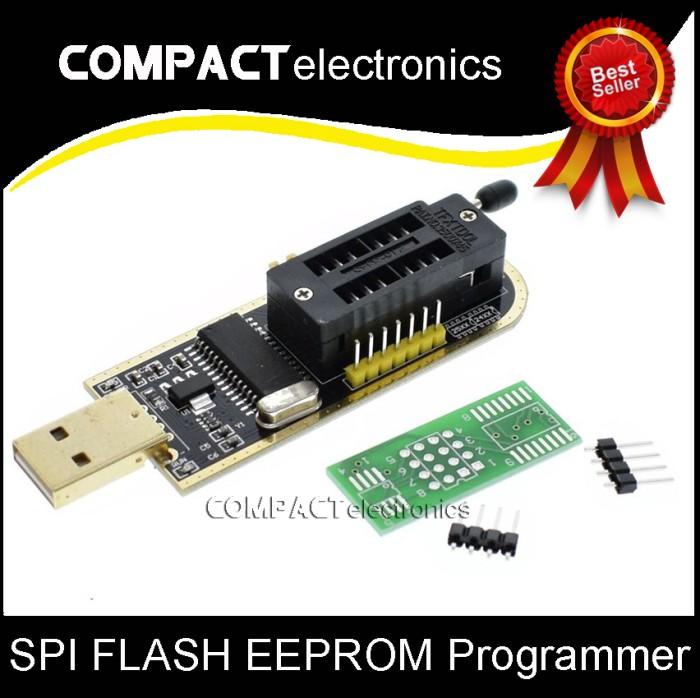 harga Usb programmer ch341a programer ch341 flash eeprom 24xx 25xx Tokopedia.com
