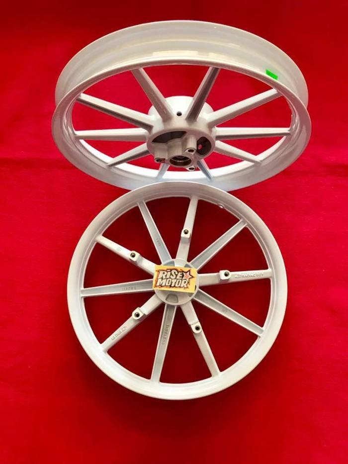 harga Velg racing boy for satria fu uk 160 dan 185 Tokopedia.com