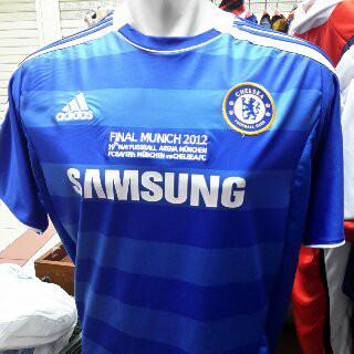 big sale 4e7b5 804eb Jual JERSEY CHELSEA HOME 2012 FINAL UCL - Kota Tangerang - jerseyonline.me  | Tokopedia