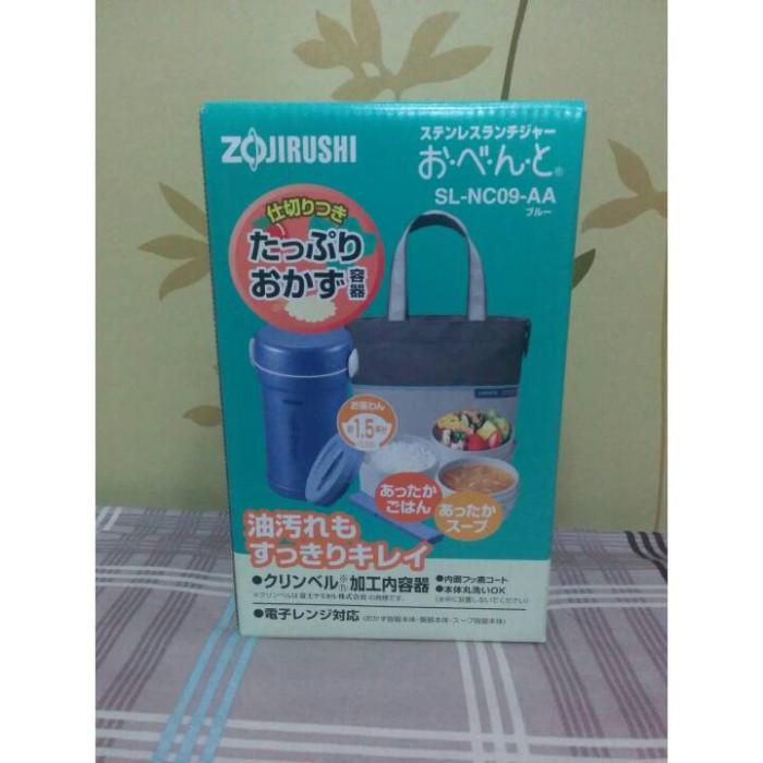 harga Zojirushi lunch box/ food jar 3 susun Tokopedia.com