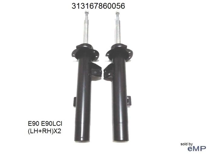harga Bmw 318i 320i e90 e90lci shock breaker depan set 313167860056 Tokopedia.com