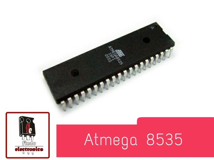 Foto Produk IC Atmega 8535 dari findoelectronics
