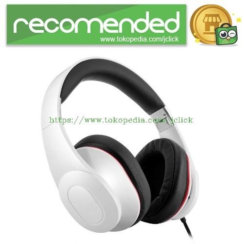 harga Fashion foldable headphone for ps4 xbox one - white Tokopedia.com