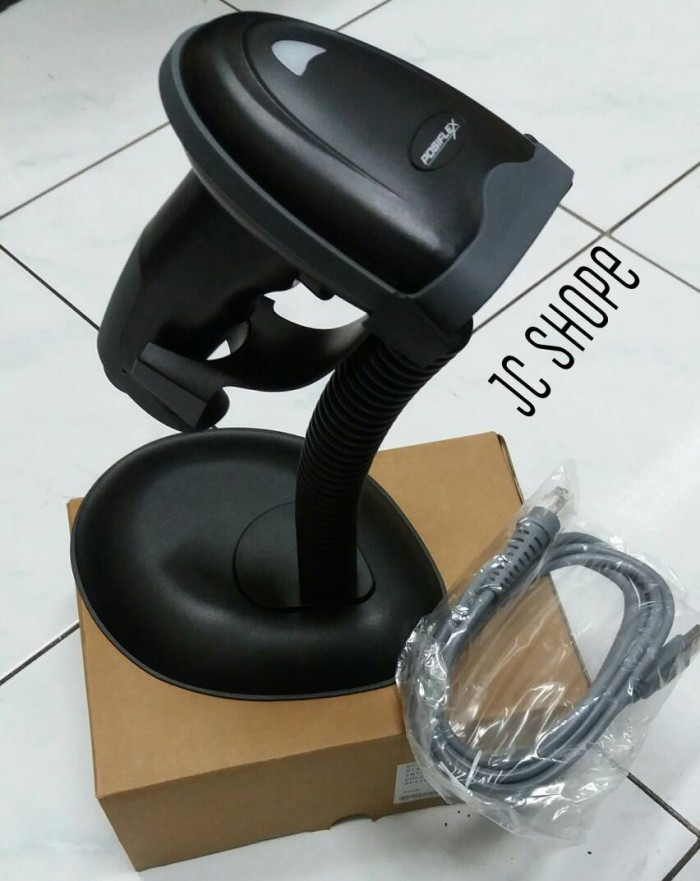 harga Scanner laser posiflex ls3000 with stand. made in taiwan Tokopedia.com
