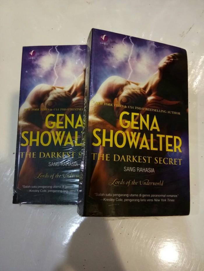 harga Gena showalter - the darkest secret Tokopedia.com