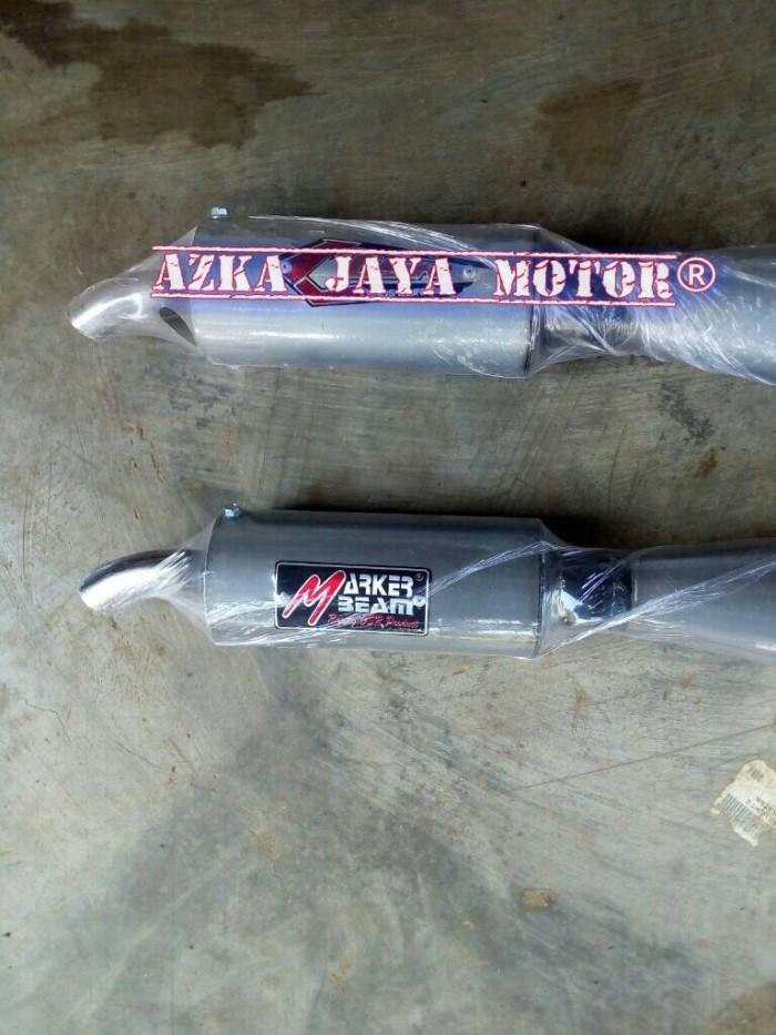 harga Knalpot racing yamaha f1zr (marker beam) csr product, bukan bobokan Tokopedia.com