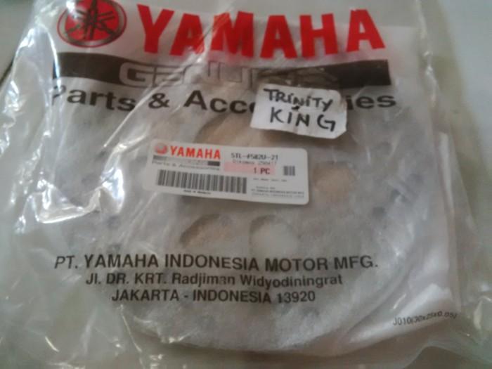 harga cakram depan yamaha mio soul / xeon karbu original Tokopedia.com