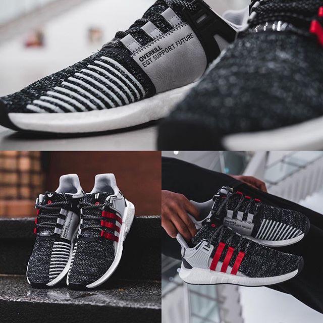 Adidas eqt support adv x overkill sepatu pria sneakers premium