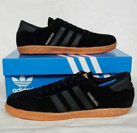 Jual Sepatu Adidas Hamburg Kw Grade Ori Kota Depok Erdi Shop