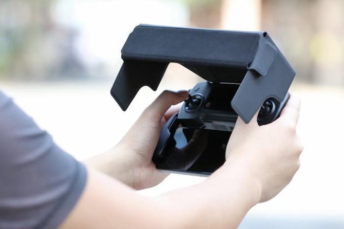 harga Original remote controller monitor hood for drone quadcopter dji mavic Tokopedia.com