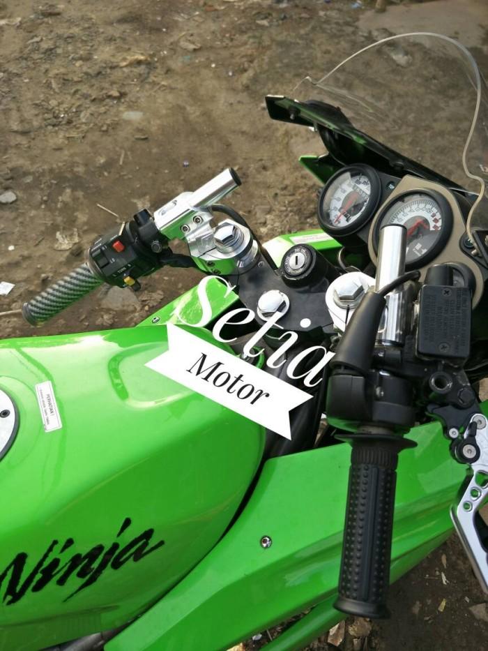 harga Stang jepit stelan model nui motor ninja ss r / rr 150 vixion r15 Tokopedia.com