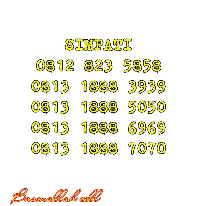 Telkomsel Kartu As Nomor Cantik 0852 10000 860 Daftar Harga Source · Kartu perdana cantik simpati double AB nomor super mudah dihapal YH6