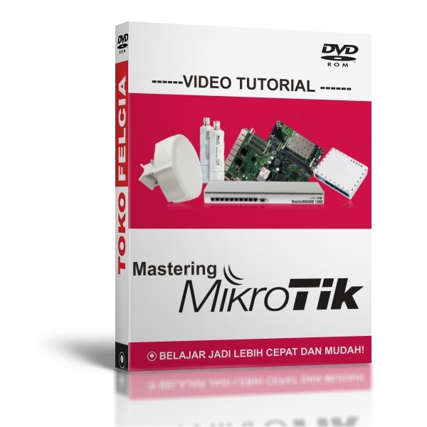 harga Video tutorial mastering mikrotik Tokopedia.com