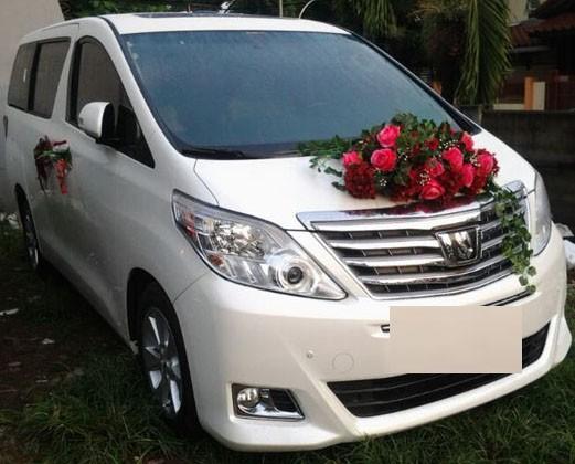 Image of Butuh Mobil untuk Pernikahan?