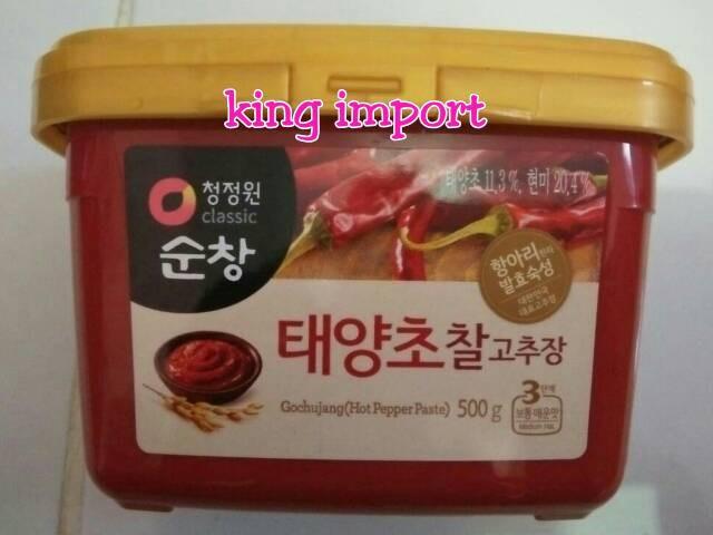 harga Gochujang hot pepper paste Tokopedia.com