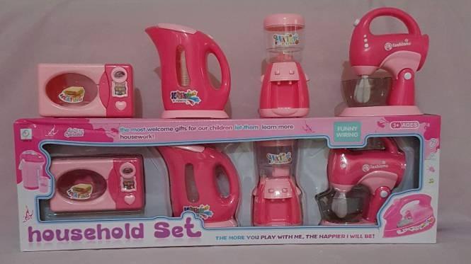 harga Mainan perabotan rumah set 4 pcs household set Tokopedia.com