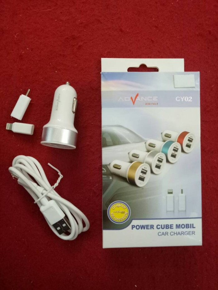 Charger Car Advance CY-02