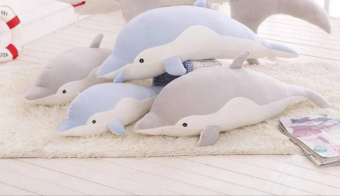 harga Soft dolphin import doll boneka ikan lumba-lumba lembut kecil Tokopedia.com