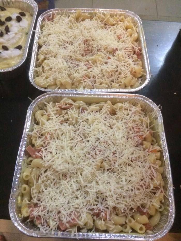 harga Macaroni schotel/makaroni panggang smoked beef halal ukuran 20 x 20cm Tokopedia.com