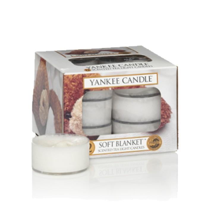 harga Yankee candle tea light candle - lilin wangi - soft blanket Tokopedia.com
