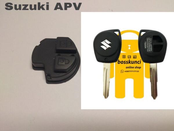 harga Casing/cover kunci mobil apv karimun kotak xover+tombol karet/silikon Tokopedia.com