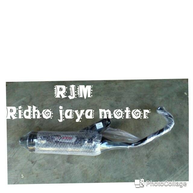 Foto Produk knalpot bobokan racing xeon dari Ridho jaya motor