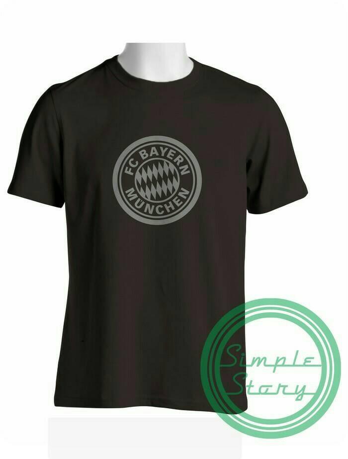 Jual Kaos Distro Bola Bayern Munchen Kab Pati Mocca Tokopedia