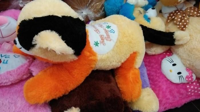 Foto Produk bneka kucing jumbo ukir nama tempel badan dari NN BONEKAKU