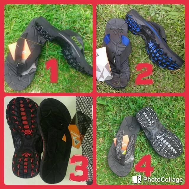 harga Sendal sandal jepit eiger ori original - biru Tokopedia.com