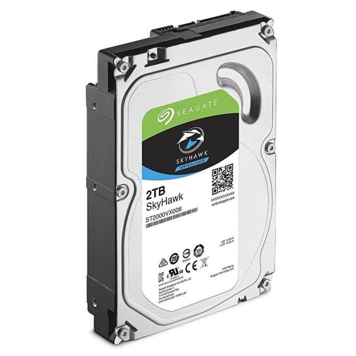 harga Seagate skyhawk hdd 3.5inch 2tb hard disk internal cctv-garansi 3 Tokopedia.com