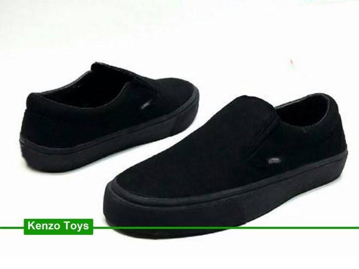 harga Sepatu sekolah pria wanita anak sd smp sma kuliah nb slop/slip on ful Tokopedia.com