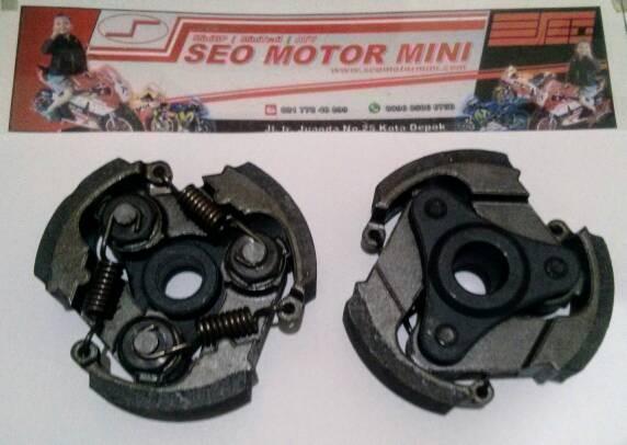harga Kampas kopling motor mini gp trail atv Tokopedia.com