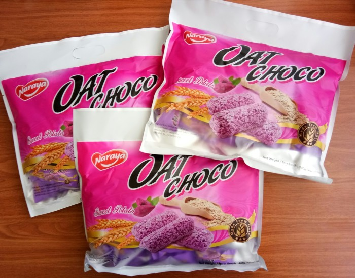 harga Naraya oat choco sweet potato | naraya ubi | biskuit naraya ubi Tokopedia.com
