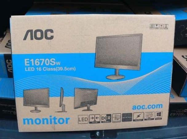 "Foto Produk LED monitor AOC 16"" dari CRC (Copot Rantai Com)"