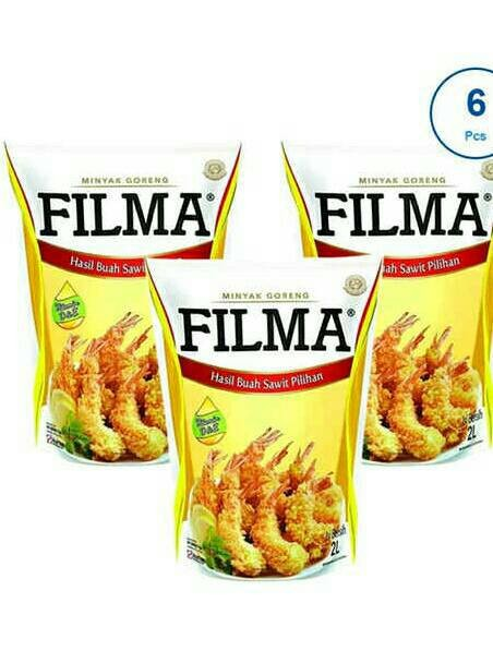 harga Minyak filma 2 liter filma pouch 2 liter minyak goreng filma Tokopedia.com