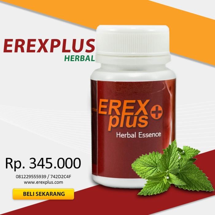 Foto Produk Obat Impotensi Herbal - Erexplus dari Pusat Musik Terapi Otak
