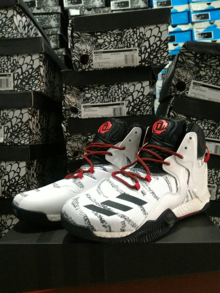 efaa9e704fa adidas d rose 7 boost chicago home