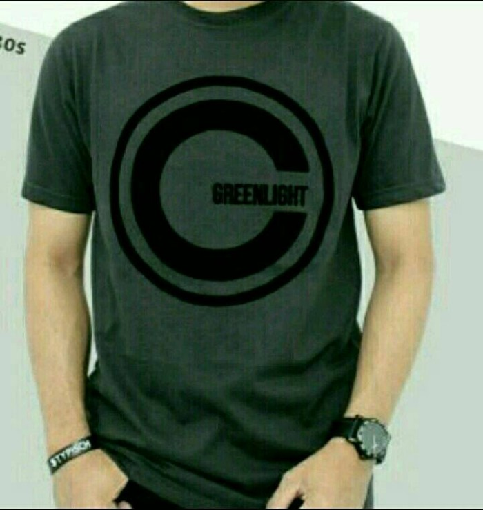 kaos tshirt big size xxxl greenlight distro