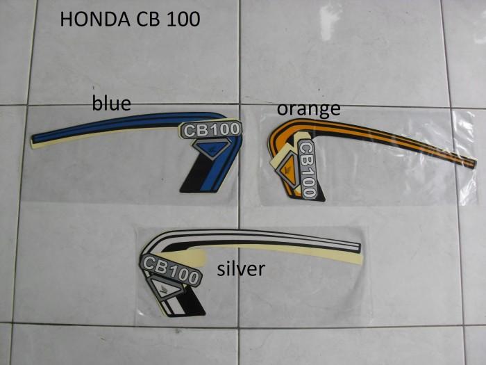 harga Striping motor honda cb 100 Tokopedia.com
