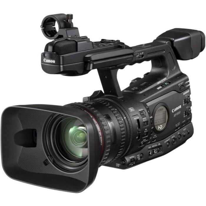 harga Canon professional camcorder pro dv xf305 Tokopedia.com