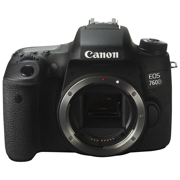 harga Canon digital eos 760d body only wifi Tokopedia.com