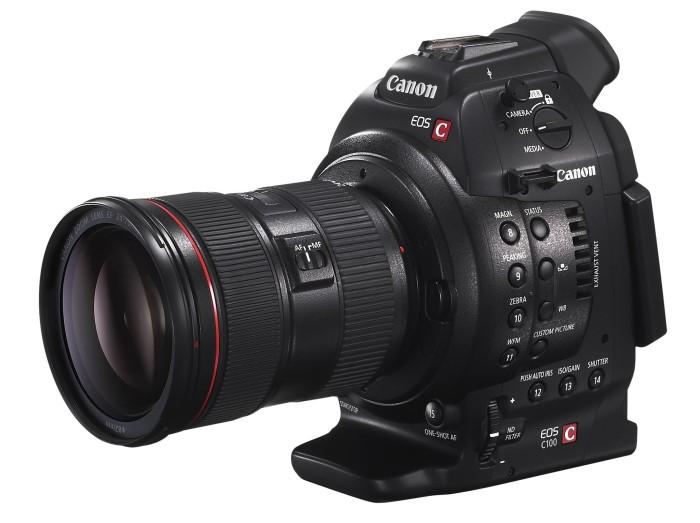 harga Canon cinema camera c100 ef daf Tokopedia.com