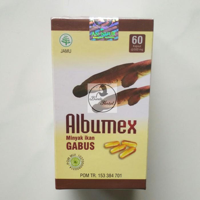 harga Albumex minyak ikan gabus Tokopedia.com