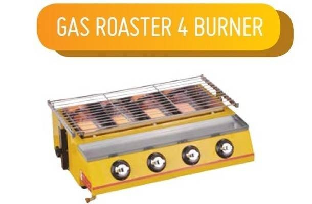 harga Gas roaster 4 burner (cocok u/ panggang otak2 dll) Tokopedia.com